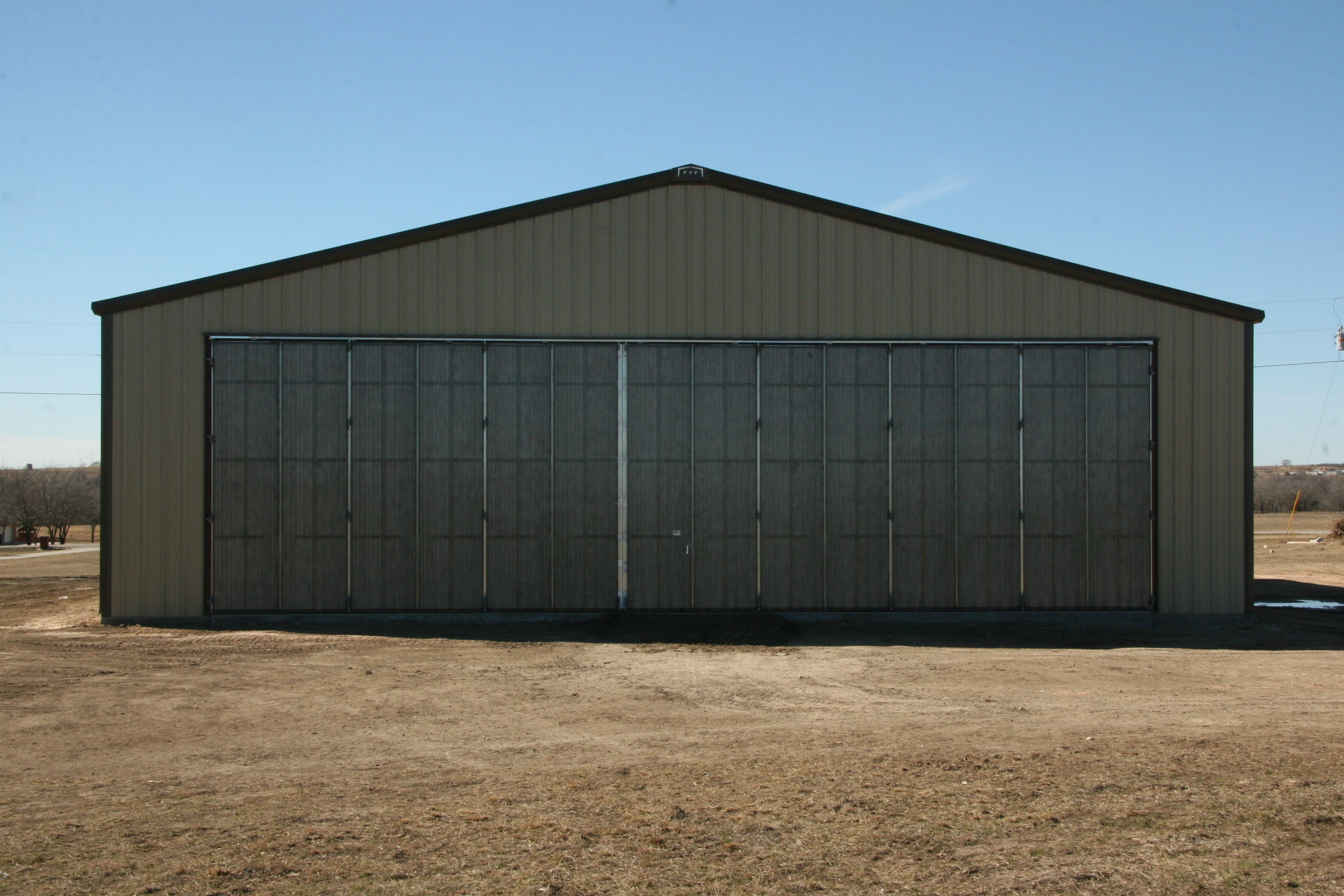 Pvp serving the metal building industry hangars for Architecture hangar